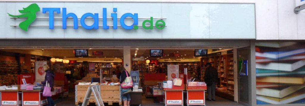 Buchhändler Thalia zahlt nur noch halbe Miete – 350 Filialen in Deutschland