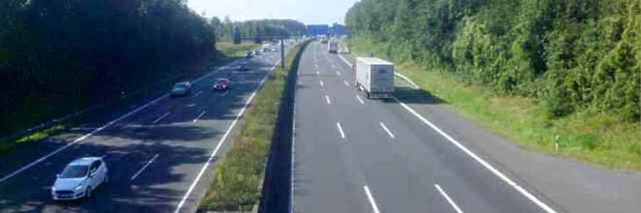 Freie Autobahnen an Ostern ADAC Stauprognose für 9. bis 13. April