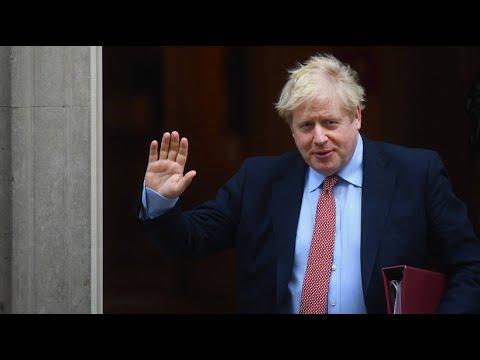 Johnson will nach Corona-Erkrankung ab Montag wieder britische Regierung führen