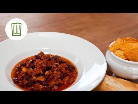 Kochen: Chili con Carne selber machen