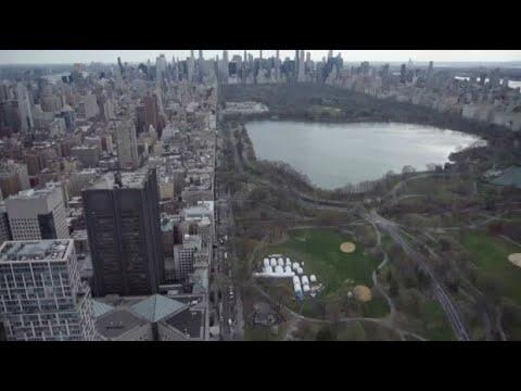 New York meldet mehr als 600 Tote in 24 Stunden