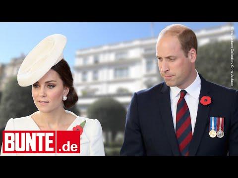 Herzogin Kate & Prinz William – In diesem Palast werden sie leben, wenn die Queen stirbt