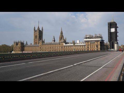 Corona-Pandemie: Mehr als 10.000 Tote in Großbritannien