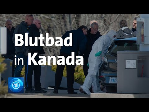Kanada: Angreifer tötet mindestens 16 Menschen