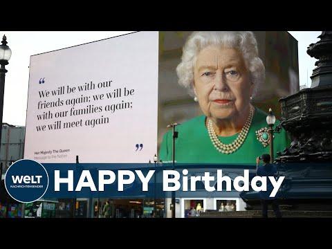 CORONA-ISOLATION: Queen feiert Geburtstag im Homeoffice über Twitter und Skype