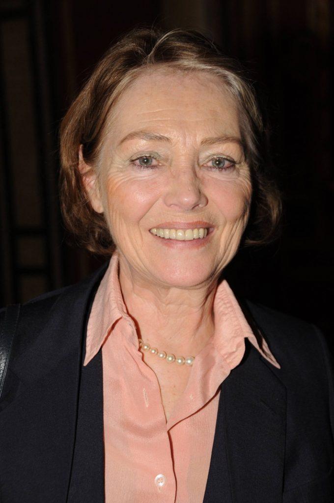 Schauspielerin Ingeborg Schöner sind ihre Filme egal
