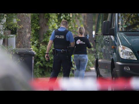 Darmstadt: Schusswechsel nach Familienstreit