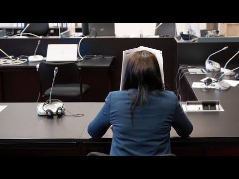 Schwere Vorwürfe: Ex-Frau von deutschem Dschihadisten vor Gericht