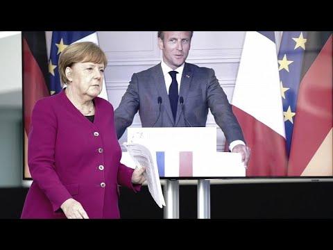 Geteiltes Echo auf deutsch-französischen Vorschlag für Corona-Hilfspaket