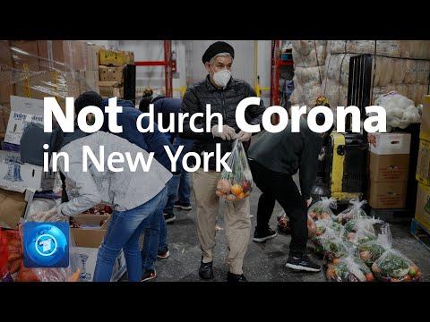 Corona trifft die Ärmsten in New York