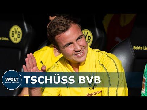 ZWEITER ABSCHIED: BVB und Mario Götze trennen sich