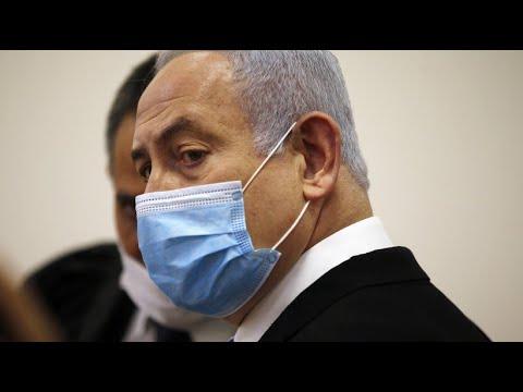 Prozess gegen Israels Ministerpräsident Netanjahu beginnt