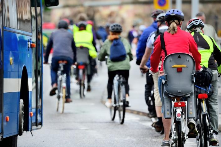 5 Tipps für mehr Sicherheit beim Radfahren
