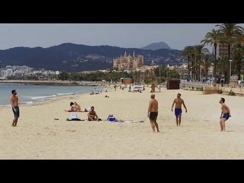 6000 deutsche Touristen zum Probeurlaub auf Mallorca