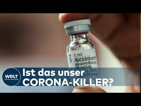 KAMPF GEGEN CORONA: Altbekanntes Medikament Dexamethason senkt Covid-19-Sterberate deutlich