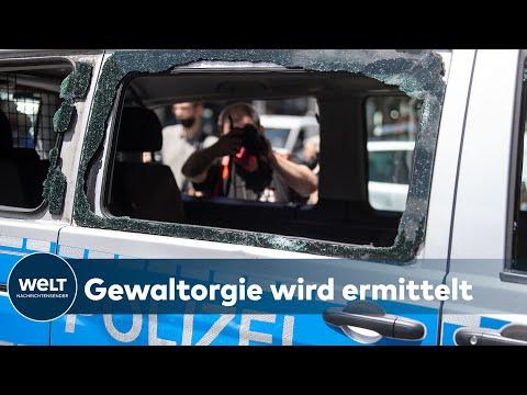 RANDALE IN STUTTGART: Mob drohen harte Strafen