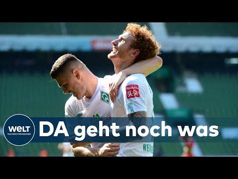 KANTERSIEG GEGEN 1.FC KÖLN: Werder Bremen rettet sich in die Relegation