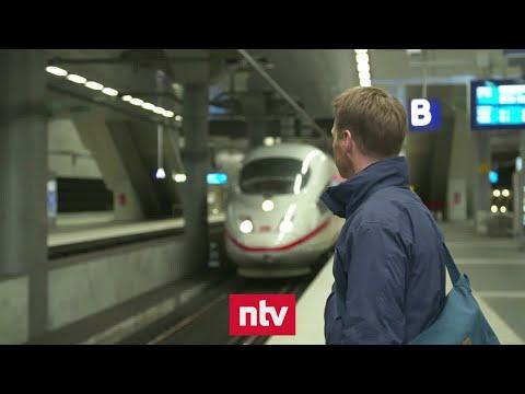 Züge zwischen Berlin und Hamburg fahren künftig alle 30 Minuten
