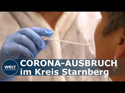 NEUER CORONA-HOTSPOT: Cateringfirma in Gilching bestätigt 44 Infizierte