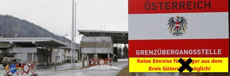 Österreich hebt nach Corona-Ausbruch im Kreis Gütersloh Reisewarnung und Einreisebeschränkungen auf