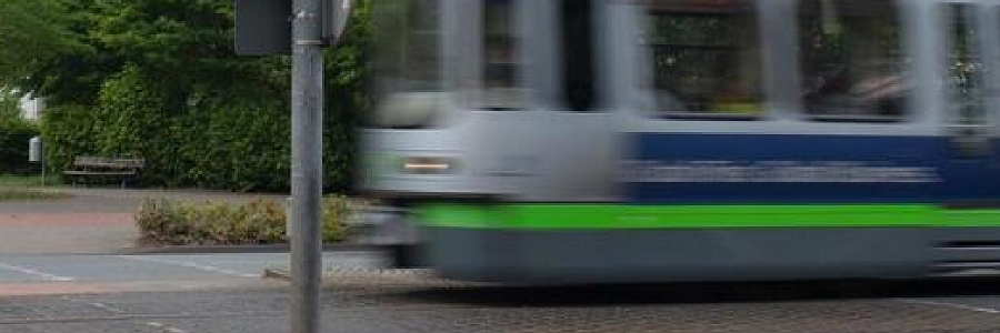 Bochum: Verkehrsunfall mit Straßenbahn