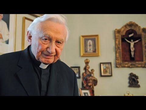 Papstbruder Georg Ratzinger im Alter von 96 Jahren gestorben