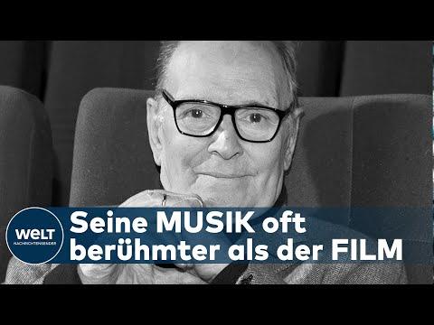 VON ITALO-WESTERN BIS TARANTINO: Legendärer Film-Komponist Ennio Morricone gestorben