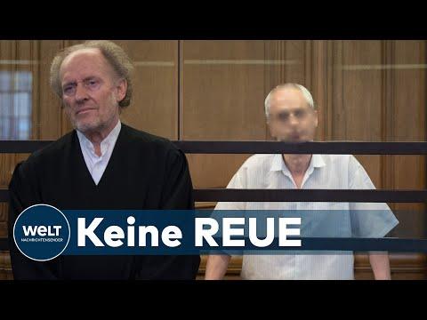BERLIN: Zwölf Jahre Haft und Psychiatrie nach Mord an Fritz von Weizsäcker