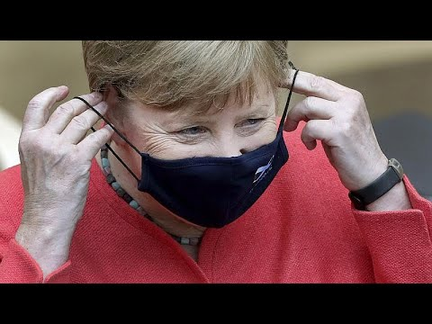 CDU-Politiker warnen EU vor Merkels Corona-Wiederaufbaufonds