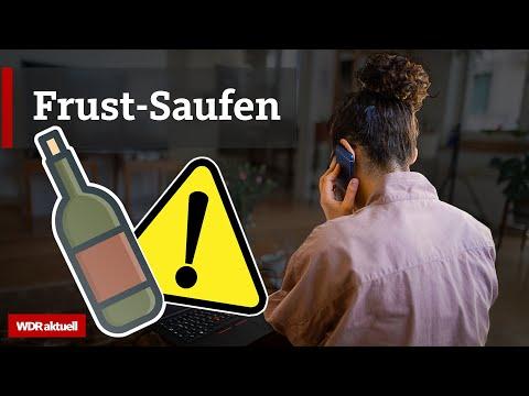 Saufen gegen die Krise? – Jeder dritte Deutsche trinkt mehr Alkohol
