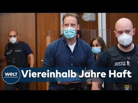 STADTPLAN-ERBE VERURTEILT: Millionär Alexander Falk bekommt herbe Haftstrafe für Attentatsauftrag