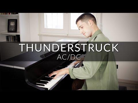 Musik: AC/DC – Thunderstruck als Piano Version