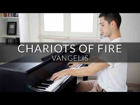 """Musik: Vangelis """"Chariots Of Fire"""" als Piano Version"""