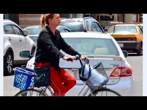 In Bagdad entführte Deutsche Hella Mewis ist wieder frei