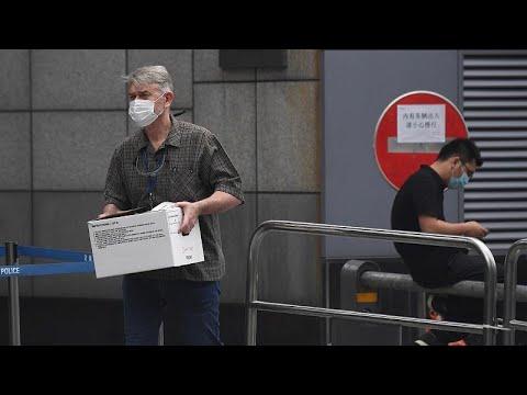 Peking schließt US-Konsulat