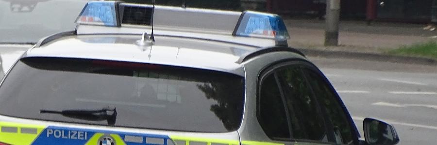 Ahlen: Tatverdächtiger stellt sich der Polizei nach Schüsse auf PKW
