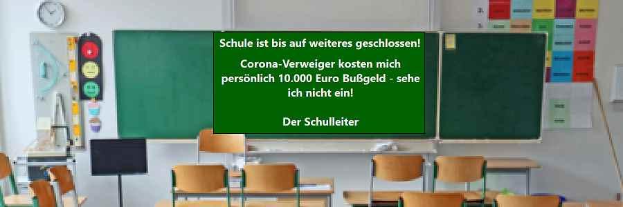Neuer Corona-Bußgeldkatalog in Niedersachsen geplant: Schulleitungen drohen bei Verstößen Strafen bis zu 10.000 Euro