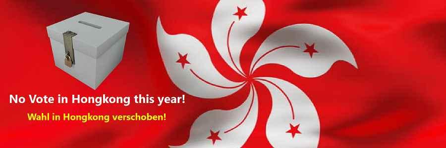 McAllister: Verschiebung der Wahl in Hongkong schränkt Bürgerrechte weiter ein