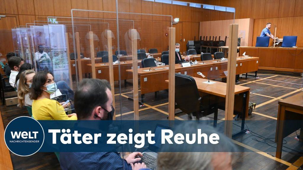FRANKFURT: Prozess nach tödlicher Gleisattacke – Beschuldigter zeigt Reue