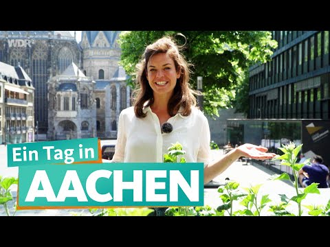 Ein Tag in Aachen