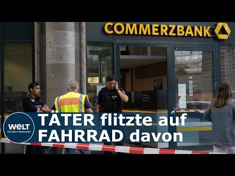 RÄTSELHAFTE BANKÜBERFÄLLE: Warum in Berlin Bankraub wieder schwer in Mode ist