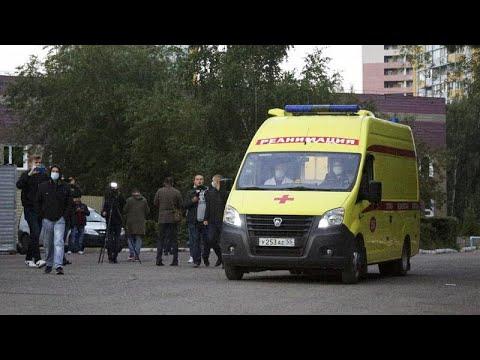 Kremlkritiker Nawalny in Berlin – Behandlung in der Charité