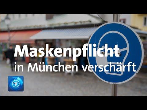 Coronavirus: Maskenpflicht in München verschärft