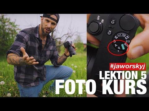 Warum mit Automatik Modus fotografieren?
