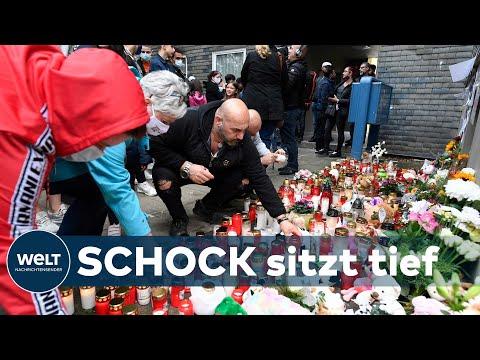 BÜRGER WOLLEN HELFEN: Tiefe Trauer in Solingen um fünf tote Kinder