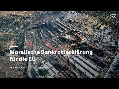Flüchtlinge in Moria – Eine Bankrotterklärung für die EU