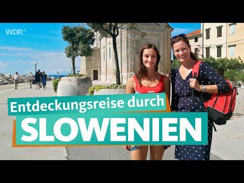 Slowenien: Alpen mit Meerblick