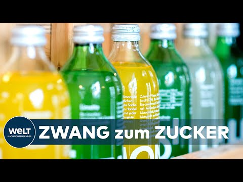 KURIOSER RECHTSSTREIT: Problem-Getränk – Diese Limonade enthält zu wenig Zucker