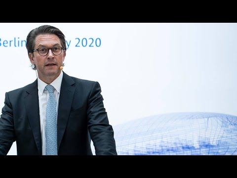 Teure Fehlbesetzung: Bundesverkehrsminister Andreas Scheuer muss weg