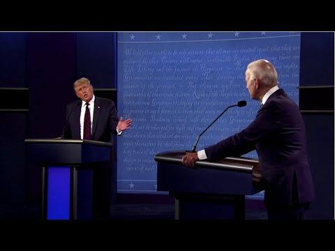 TV-Duell im US-Wahlkampf: Monolog statt Debatte